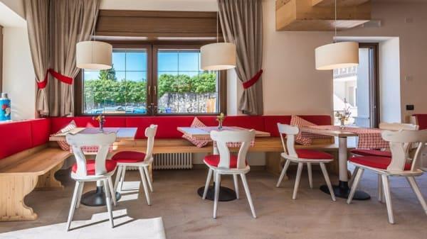 Vista sala - Paradiso Ristorante Pizzeria, Sarnonico