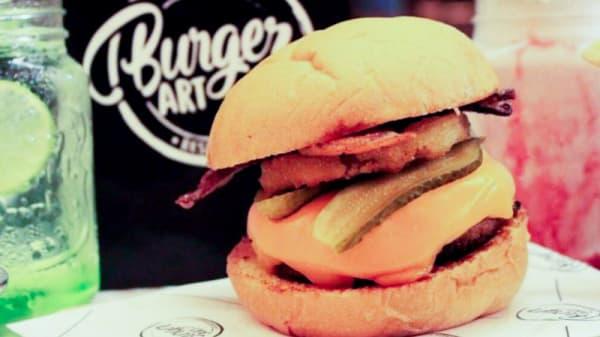 Burger - Burger Art, Guarulhos