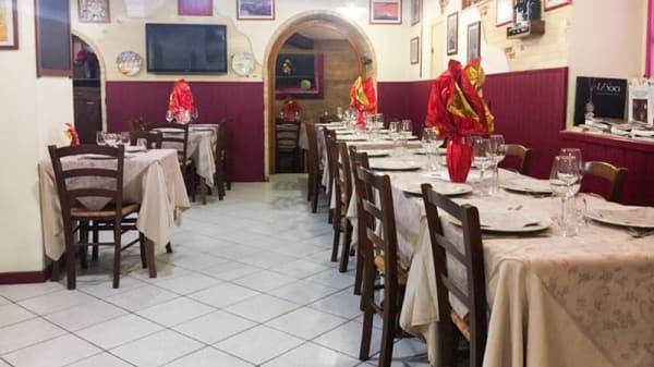Vista sala - Osteria Orsolina, Fermo