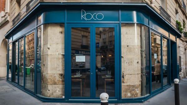Entrée - Roco, Paris