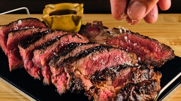 Sugerencia del chef - Negro Carbón Albayzín, Granada