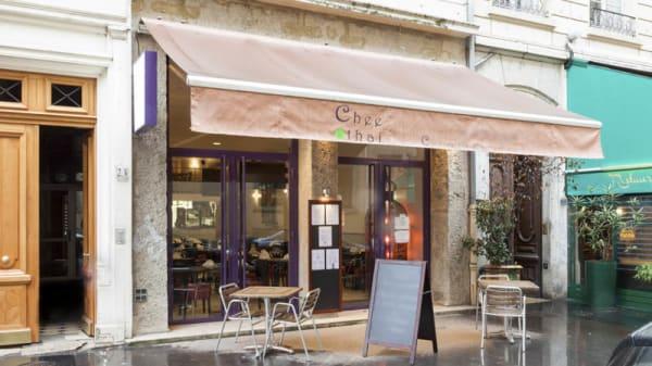 façade - Chee Is Thai, Lyon