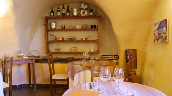 La Table du Chazal, Le Monêtier-les-Bains