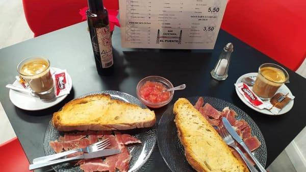 sugerencia del chef - El puente, Zamora