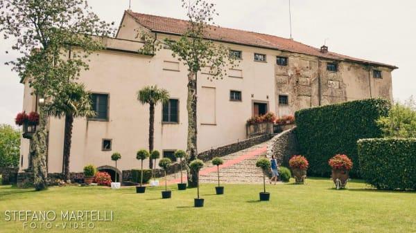 esterno - Villa Brignole, Gavedo