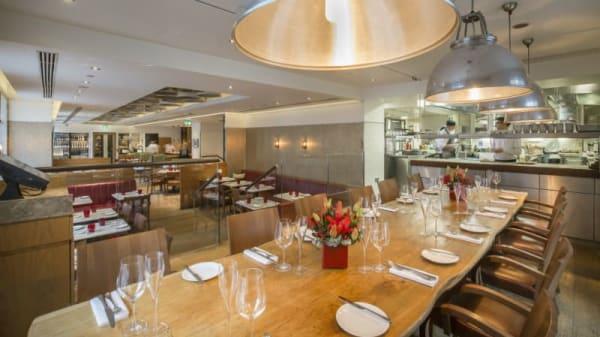 Room's view - Gordon Ramsay Bar & Grill, London