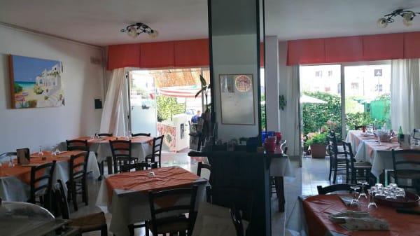 Vista sala - La Campagnola, Corsano