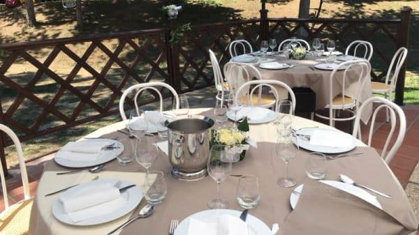 Terrazza - La Romita Tennis Club Restaurant, Terni