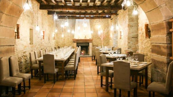 Comedor - Convento San Roque, Balmaseda