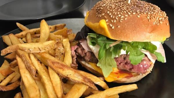 Suggestion de plat - Brasserie les Frangins, Montpellier
