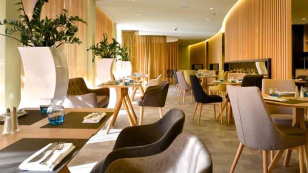 apreçu de la salle - Gourmet Bar, Aulnay-sous-Bois