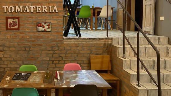 Sala - Tomateria Pizzas & Cia, São Paulo