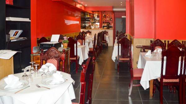 Salon du restaurant - Mount Everest, Paris