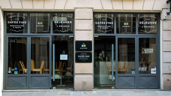 Entrée - Coutume Café, Paris