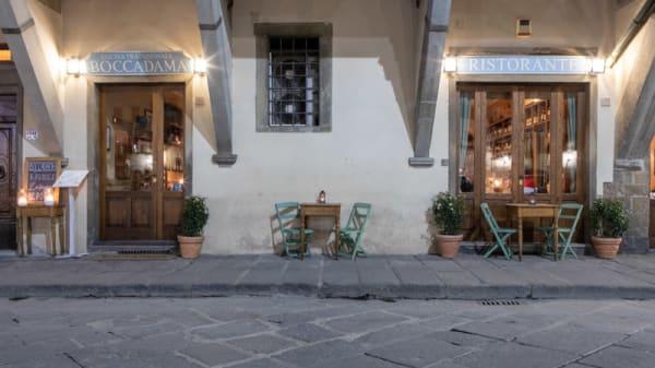 Entrata - Boccadama, Firenze