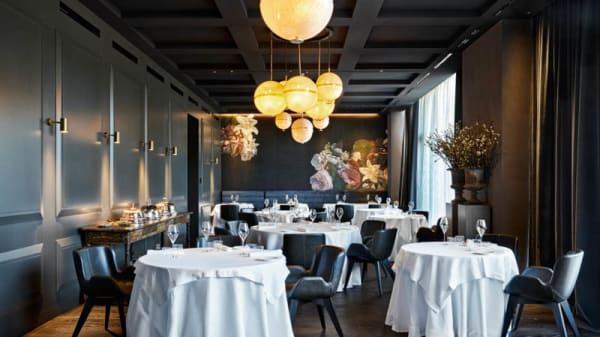 Sala del ristorante - Giancarlo Morelli, Milano