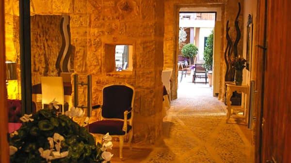Vista salón - Ca'n Pere - Hotel Ca'n Pere, Alcudia