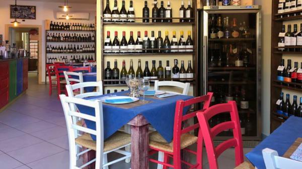 Vista sala - El Cubanito (prenotazione solo servizio cena no ape), Terrasini