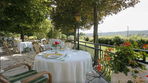 Restaurant - Hostellerie Beau Rivage, Condrieu