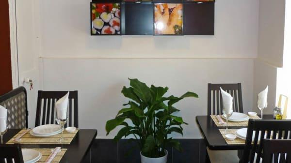 Vista sala - Taiyo - Sushi Bar Restaurante, Sevilla
