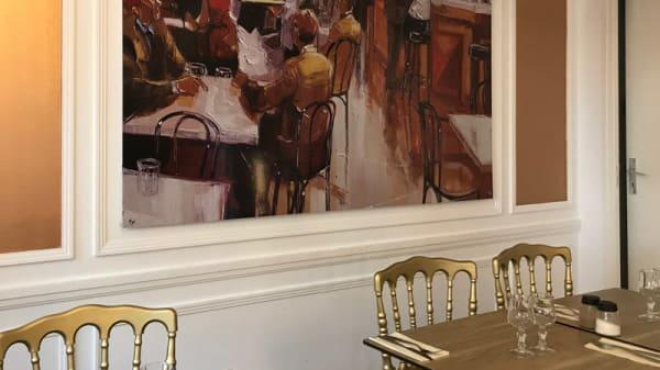 Vue de la salle - L'Artiste - Restaurant Italien, Paris