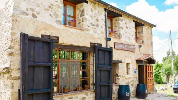 Entrada - El Fogón de los Carpetanos, Torre Val de San Pedro