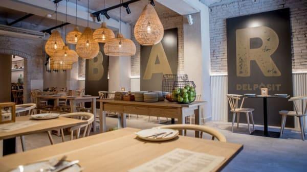 Sala del restaurante - Bar Del Pòsit, Cambrils