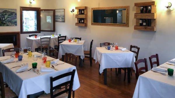 Vista sala - Uno Due Restaurant, Casale Sul Sile