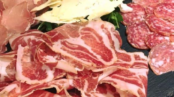 Suggerimento dello chef - Degusteria Divina, Ferrara
