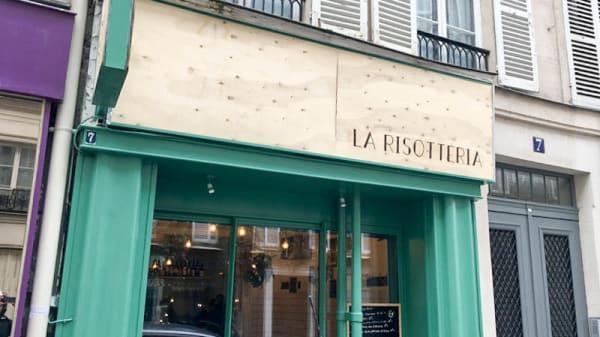 La Risotteria - La Risotteria, Paris