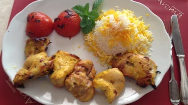 Sugestão do chef - Aroma, Cascais