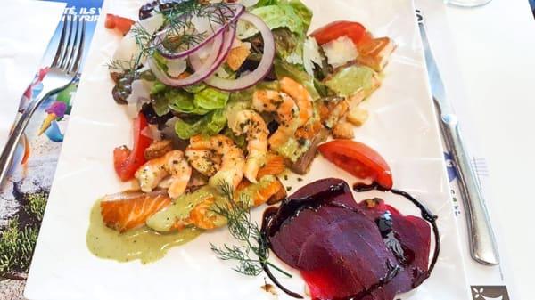 Suggestion de plat - La Felicita, Saint-Grégoire
