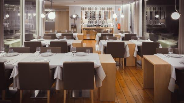 Sala do restaurante - CEO Club, Leiria