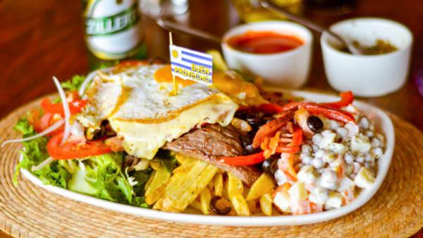 Sugerencia del chef - El Medio y Medio (Satélite), Naucalpan de Juárez