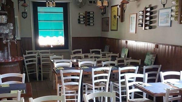 Vista sala - La bottega della pizza, Sesto San Giovanni