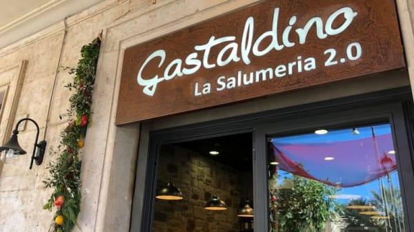 Esterno - Gastaldino La Salumeria 2.0, Ostia