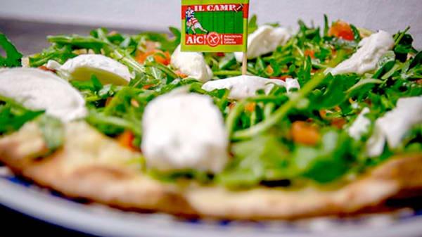 La pizza - Il Campo, Frascati