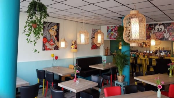 Interieur - Knusss, Arnhem