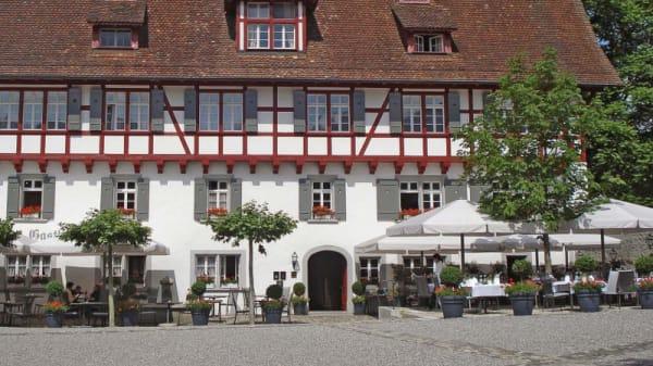 Terrasse - Klostertaverne Wettingen, Wettingen