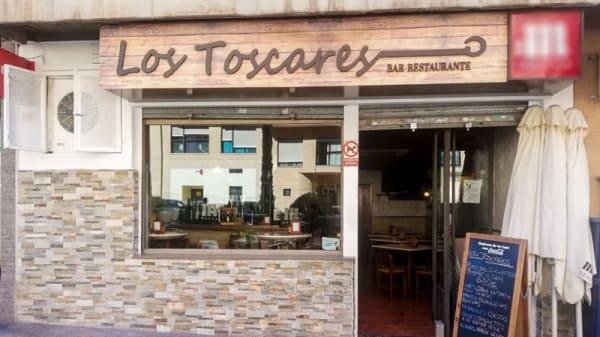 Entrada - Los toscares, Granada