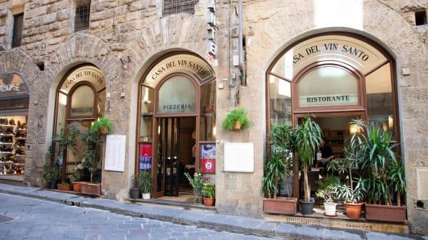 Casa del Vin Santo, Firenze