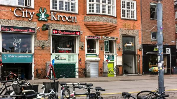 Entrance - City Kroen, København