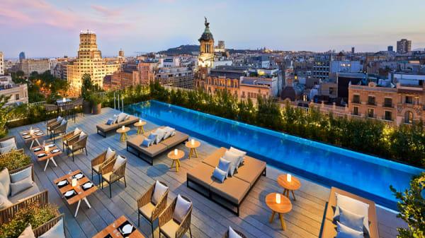 Vista terraza - Terrat by Gastón Acurio, Barcelona