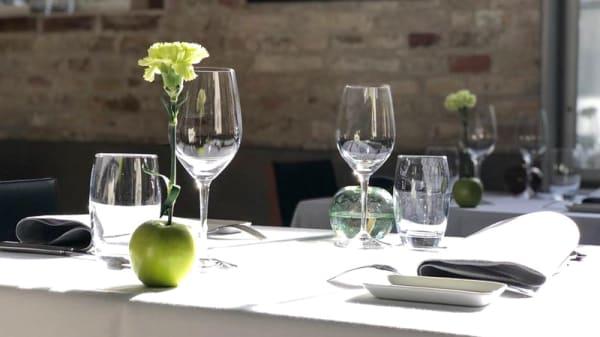 Restaurantens udsigt - La Locanda, Aalborg