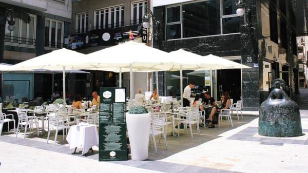 Vista terraza - Verdulito, Valencia