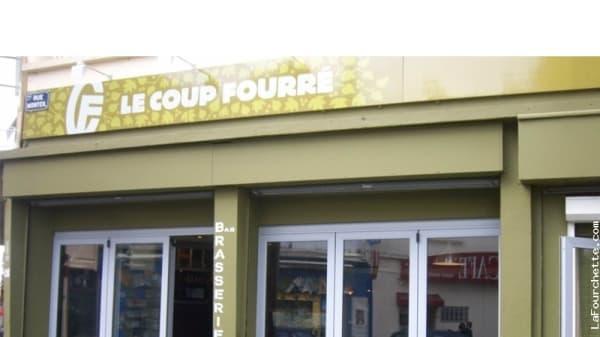 La devanture - Le Coup Fourré, Nantes