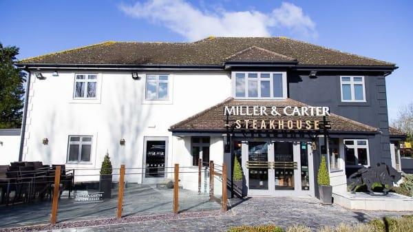 Restaurant's front - Miller & Carter - Brookmans Park, Hatfield