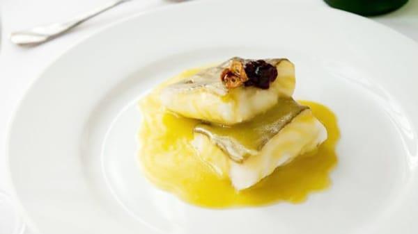 Sugerencia del chef - Batzokia, Benidorm