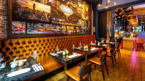 Restaurant - Silom Thai Brasserie, Amsterdam