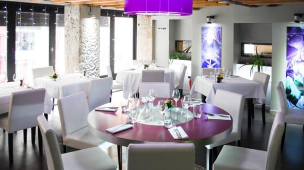 Etage du restaurant - Le Potager des Halles, Lyon